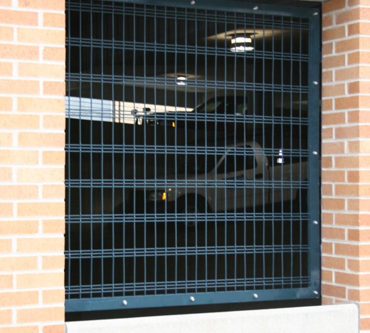 AFC Grand Island - Specialty Product Fencing, 2220 Custom Window Screen