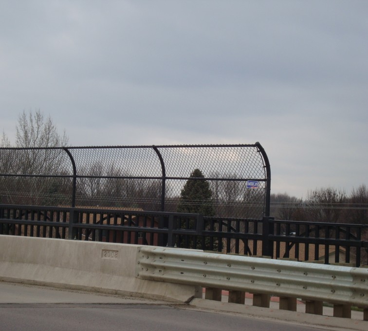 AFC Grand Island - Chain Link Fencing, Fence (82)