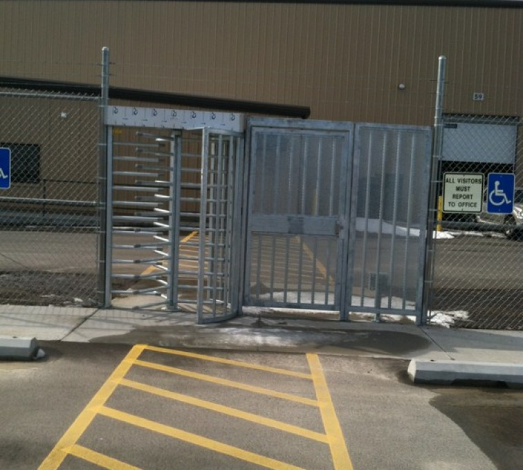AFC Grand Island - Specialty Product Fencing, Turnstile - AFC - IA
